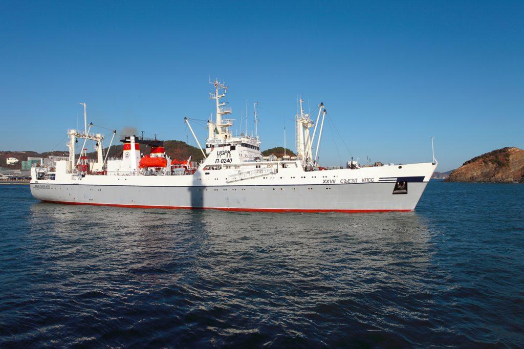 Регистрация рыболовных судов